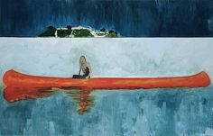 Peter Doig, One Hundred Years Ago, 2001
