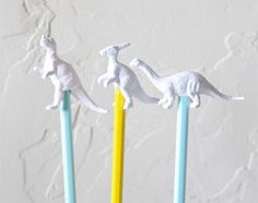 DIY Back To School Pencil Crafts