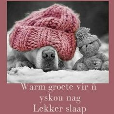 Goeie Nag, Goeie More, Special Quotes, Afrikaans, Good Night, Beautiful Pictures, Crochet Hats, Deep Thoughts, Inspirational Quotes