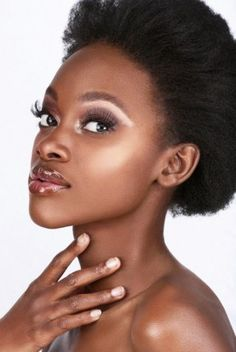 Hair like a diva! #makeup #hair style #african american