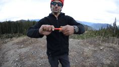 Roberto demonstrates how to use a Bear Bang.