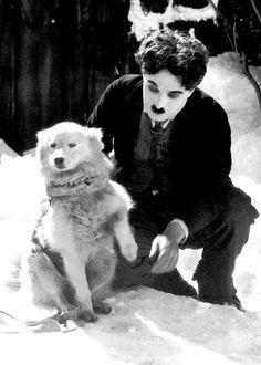"goldenageestate: ""Charlie Chaplin ~ The Gold Rush, 1925 """
