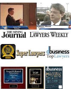 William Maze Defense Attorney