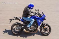 Faz todo o sentido que a Yamaha tenha lançado esta moto. Há muitos motociclistas que apenas querem um motociclo, e não um compêndio de tecnologia!