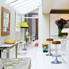 Kitchen | London terraced house | House tour | PHOTO GALLERY | Livingetc | Housetohome.co.uk