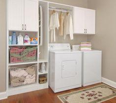 Simple Laundry Room Ideas