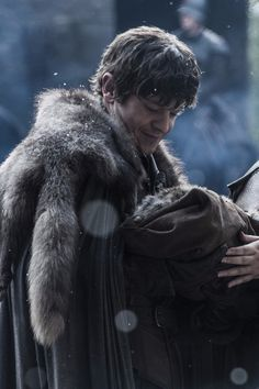 Out of all the characters who've kicked the bucket on Game of Thrones, the least deserving of a heartfelt tribute video is Ramsay Bolton — unless, of Ramsay Game Of Thrones, Game Of Thrones Tv, Rory Mccann, Liam Cunningham, Valar Dohaeris, Valar Morghulis, Hbo Series, Best Series, Winter Is Here