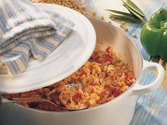 Soybeans and Rice Sub veg broth