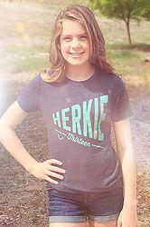 H13 LOGO TEE   Herkie13™ Lifestyle Clothing for Cheerleaders