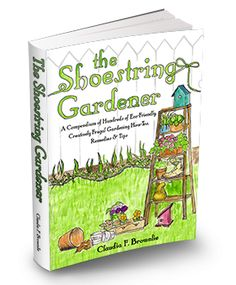 Click here to learn more about The Shoestring Gardener