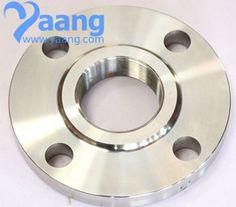 Stainless Steel Threaded Blind Flange With Iso 9001_Zhejiang Yaang Pipe Industry Co., Limited