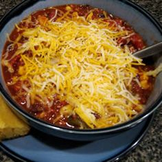 The Best Vegetarian Chili in the World Allrecipes.com