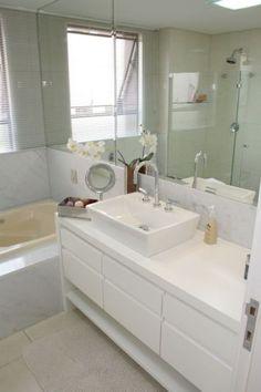 Banheiros Planejados - Armários