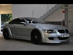Bmw 660i high glossdifferent rims vehicles pinterest high bmw e6364 m6 6 aseries widebody kit by prior design publicscrutiny Gallery