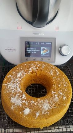BIZCOCHO INTEGRAL DE ZANAHORIA AL VAPOR Super Cook, Creative Food, Bagel, Doughnut, Sweet Recipes, Food And Drink, Healthy Eating, Yummy Food, Cooking