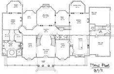 Brilliant Floor Plans For Mansions On Floor With 3115 Ralston Avenue, Hillsborough, California Planning - Home Design Ideas, Interior Design Ideas, Decoration Ideas