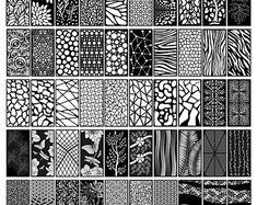 9 Pcs bundle partitions room divider files vector panel | Etsy Autocad, Room Divider Screen, Room Screen, Laser Cut Stencils, Stencil Templates, Wood Panel Walls, Panel Wall Art, Corte Plasma, Cnc Maschine