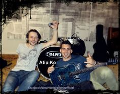 Maggio 2013 | Cavezzo (Mo) Live al Pepe Blanco  1 passo: è andata da dio... e adesso avanti tutta!