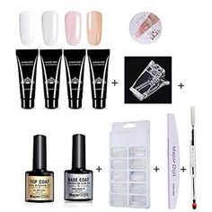10 Best Gel Nail Extension Kits for Professional and Home Use images ...