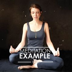 Why not visit our website where you can try a meditation example for free via Soundcloud?