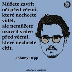 Príspevok používateľa Kristína Tóthová na Instagrame • 8 Apr 2018 o 10:58 UTC Johny Depp, Forgiveness, Tattoo Quotes, Messages, Writing, Motivation, Sayings, Memes, Life