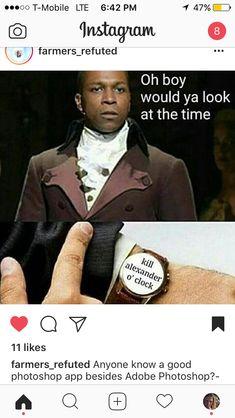 I laughed way harder than I should've