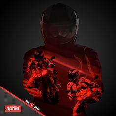Adrenaline coursing throughout your body. It's the best sensation ever.  www.aprilia.com  #aprilia #bearacer