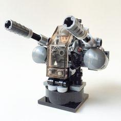 Light antiaircraft gun | by Hobbygoblin