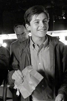 He's so cute! (Burt Ward: Robin)