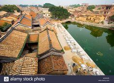 Bilderesultat for chinese village rooftop
