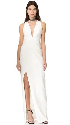 $347 - 10 and 12 only - Cinq a Sept Phoenix Gown
