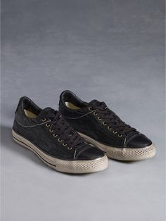 All Star Washed Canvas Low-Top - John Varvatos