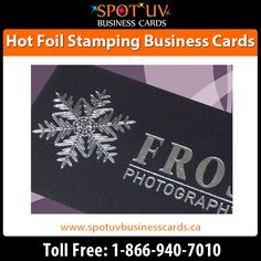 10 best luxury business cards images on pinterest luxury business quality hot foil stamping an amazing business cards printing ideas for foil stamped metal foil reheart Gallery