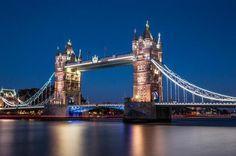 POSTER 30x20 LONDON TOWER BRIDGE # by SentaCS