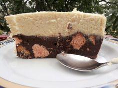 Mari Plateau: Τούρτα μωσαϊκό cheesecake