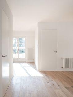 Ludovic Schober Architectes | Valais | Martigny, Sierre, Sion Garage Doors, Outdoor Decor, Home Decor, Decoration Home, Room Decor, Carriage Doors, Interior Decorating