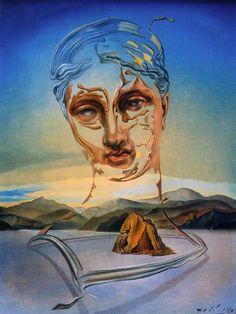 Salvador Dalí - el nacimiento de una Divinidad