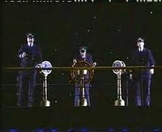 Image result for titanic the musical + boat sinking scene