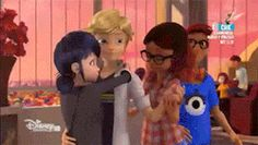 Love Mari & Adrien but Alya & Nino are the real OG ship Ladybug E Catnoir, Ladybug Und Cat Noir, Ladybug Comics, Lady Bug, Cn Fanart, Mlb, Miraculous Ladybug Funny, When Things Go Wrong, Marinette And Adrien