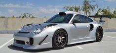 Este Porsche 911 GT2 1.000CV