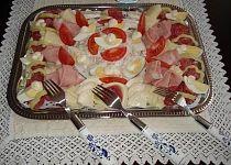 Po domácku obložená mísa Pie, Desserts, Food, Torte, Tailgate Desserts, Pastel, Meal, Dessert, Eten