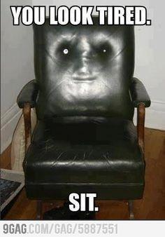 Please, take a seat.