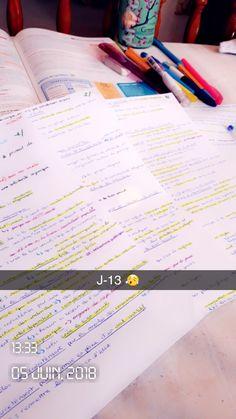 #Exam_notes- Révision Bac ES- #Fiches_de_révisions | My Notes...#Study_motivation