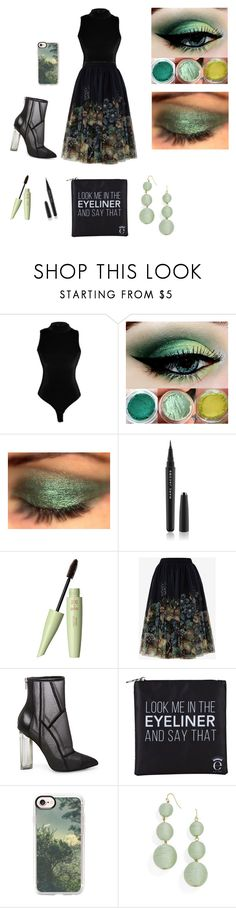 """$$$"" by pakaloloprincess ❤ liked on Polyvore featuring beauty, Marc Jacobs, Pixi, Ted Baker, Steve Madden, Eyeko, Casetify and Crispin"