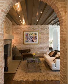 I LOVE LOVE LOVE exposed brick and lofts!!!!-Tara F