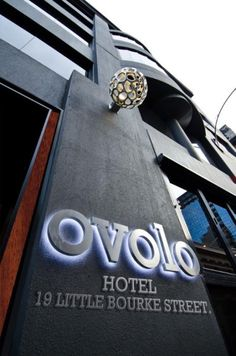 Ovolo Hotel Melbourne - Really would like to stay here!