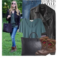 LOVE it. Fall into winter outfit.