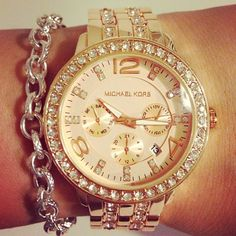 Not really a bling kinda gal....but this I love