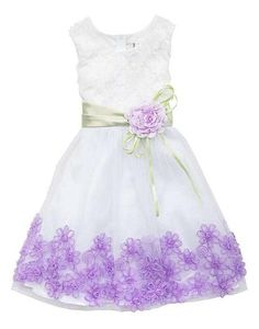 Boutique Toddler Girl Mauve Pink w// Ivory Lace Ruffle Dress Size 2T NEW