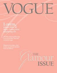 Image Result For Vogue Template How Are You Feeling Templates Vogue